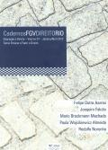 Cadernos FGV Direito Rio   Vol. 7