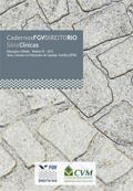 Cadernos FGV Direito Rio | Série Clínicas | Vol. 1