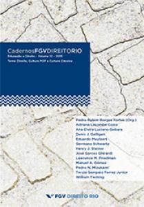 Cadernos FGV Direito Rio   Vol. 12