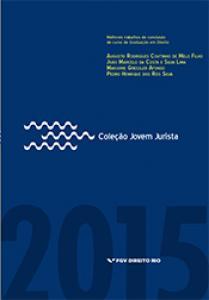 Coleção Jovem Jurista 2015 | FGV Direito Rio