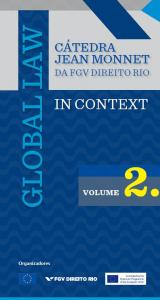 Global law in context - Volume 2