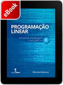 Programação linear: conceitos, modelagem e soluções no R